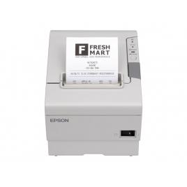 Impresora Tickets Epson TM-T88V Termico USB Serie White