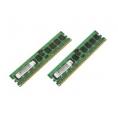 Modulo Memoria DDR2 2GB (2X1GB) BUS 400 Micromemory