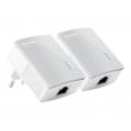 Adaptador PLC TP-LINK Homeplug Powerline 500Mbps Nano KIT 2U