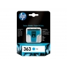 Cartucho HP 363 Cyan Photosmart 3110/3210/3310/D6160/D7160/D7260/D7360/D7460/C5180/C6180