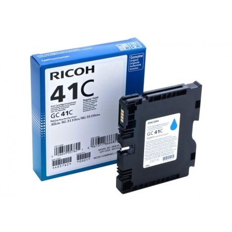 Cartucho Ricoh GC41 Cyan SG3110