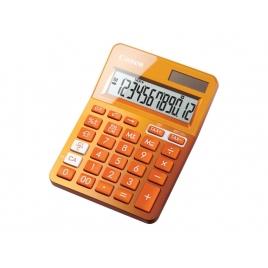 Calculadora Canon LS-123K Sobremesa Orange