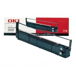 Cinta OKI Microline 3410 Black