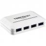 HUB Trendnet 4 Puertos USB 3.0 Alimentado White