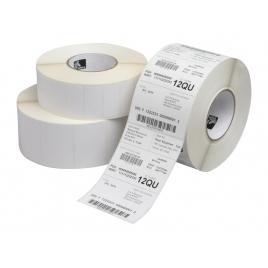 Rollo Etiquetas Zebra Z-PERF 1000T 51X25MM 2580 Etiquetas 12 Rollos