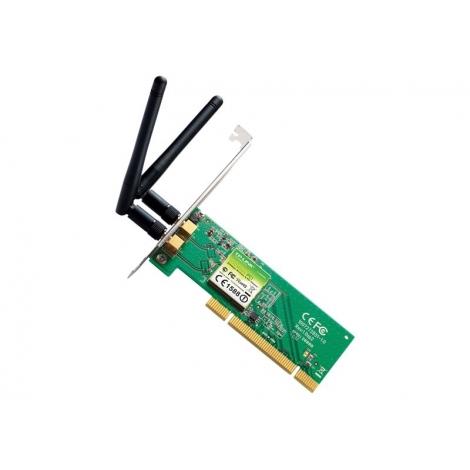 Tarjeta red Wireless TP-LINK TL-WN851ND 300Mbps PCI