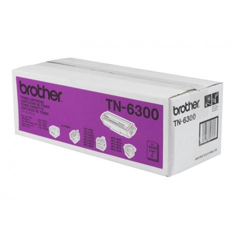Toner Brother TN6300 Black Hl1230/1250/8630P/96Xx/9750 3000 PAG