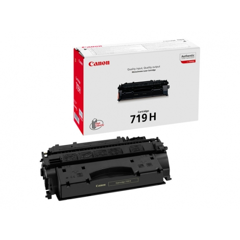 Toner Canon 719 Black LBP6300 LBP6650 LBP6670 LBP6680 MF5840/5880/5940/5980 6400 PAG