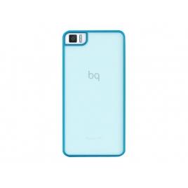 Funda Movil Back Cover Bq Gummy Aquaris M5 Blue