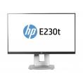 """Monitor Tactil HP 23"""" LED Elitedisplay E230T 1920X1080 PIV / REG HDMI VGA DP"""