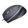 Mouse Logitech Optical M500 USB Black