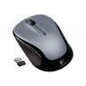 Mouse Logitech Wireless M325 Silver Light