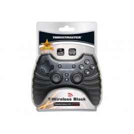 Gamepad Trust T-WIRELESS para Ps3/Pc Black