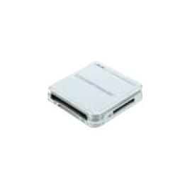 Lector Memorias Conceptronic 50 EN 1 USB 2.0 Silver