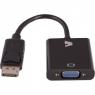 Adaptador Kablex DisplayPort Macho / VGA Hembra Black