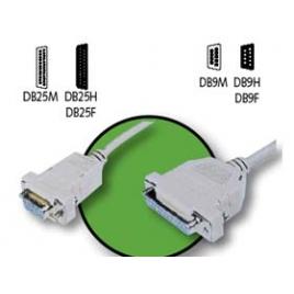 Cable Kablex 25 Macho / 25 Hembra 5M