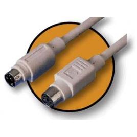 Cable Kablex PS2 Macho / PS2 Hembra 5M