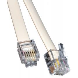 Cable Kablex Telefonico RJ12 3M