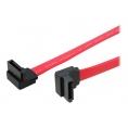 Cable Startech Sata Disco Duro 0.45M Acodado