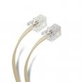 Cable Kablex Telefonico RJ11 10M White