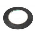 Cinta Adhesiva de Espuma Doble Cara Black 4MM X 0.5MM