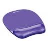 Alfombrilla de GEL Fellowes Purple