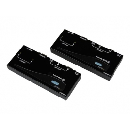 Conmutador Extensor KVM Startech 2XRJ45 4X1 VGA 4X1 USB 150M