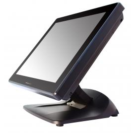 "Ordenador TPV Tactil Posiflex XT-3817 PQC 2GHZ 4GB 64GB SSD 17"" TFT W10E Black"