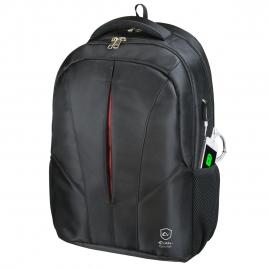 """Mochila Portatil E-VITTA 16"""" Cityjet Backpack Black"""