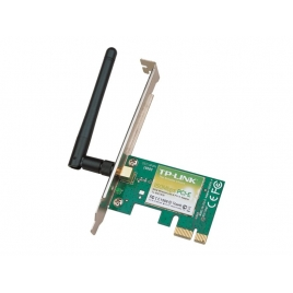 Tarjeta red Wireless TP-LINK TL-WN781ND 150Mbps PCIE