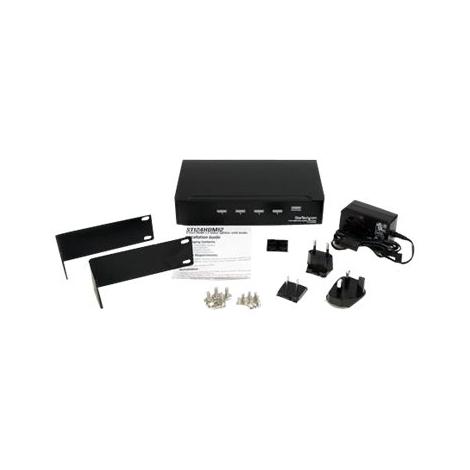 Multiplexor Startech HDMI 4 Puertos