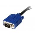 Multiplexor Startech VGA 2 Monitores + Audio