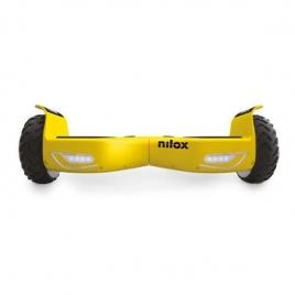 Patinete Motorizado Nilox DOC 2 Hoverboard 6.5 Yellow