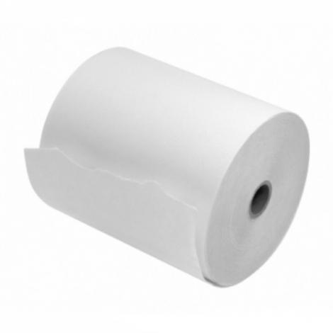 Rollo Papel Zebra 75.4MM X 2.3M White