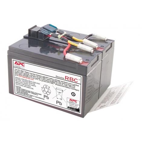 Bateria APC para S.A.I. SUA750 Sua750i Sua750us