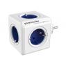 Regleta Powercube Original 5 Tomas White/Blue