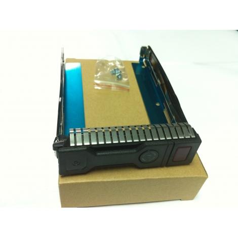 """Adaptador Tray Microstorage 3.5"""" DL360 G8"""