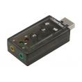 Tarjeta Sonido MCL Samar USB2-257 USB 2.0