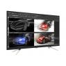 "Monitor Philips 43"" LED Bdm4350uc 3840 X 2160 5ms VGA HDMI DP USB Multimedia"