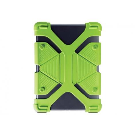 "Funda Tablet Celly Universal 9 -12"" Octopad Rugerizada Green"
