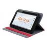 Funda Tablet E-VITTA 7'' Stand 2P red