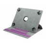 Funda Tablet E-VITTA 10.1'' Rotate 360 Purple