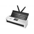 Scanner Brother ADS-1700W A4 Duplex WIFI 50PPM ADF 20 Hojas