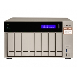 Cabina Almacenamiento Qnap TVS-873E 8GB 8 Bahias Sata