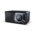 Radio Despertador Sharp DR-450 LCD Display Black