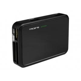 Lector Memorias Tacens Anima 85 EN 1 + HUB USB 2P USB 2.0 + Dnie USB