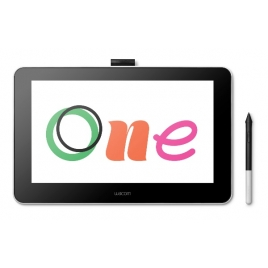 "Tableta Digitalizadora Wacom ONE 13"" Creative PEN Display"