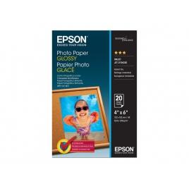 Papel Epson Photo Paper Satinado 10X15CM 20H