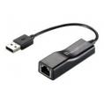 Tarjeta red Level ONE 10/100 WOL USB Black