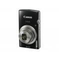 Camara Digital Canon Ixus 185 20 Mpixel 8X/4X Zoom Black + Funda